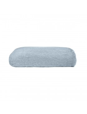 Couverture mohair silver