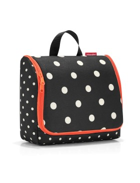 Trousse de toilette XL a suspendre Mixed Dots par reisenthel