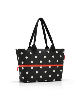 Sac shopper e1 Mixed Dots par Reisenthel