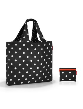 Sac Mini Maxi Beachbag Mixed Dots par Reisenthel